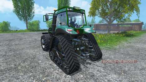 New Holland T8.435 Green Edition для Farming Simulator 2015