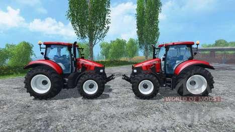 Case IH JXU 115 v1.0.1 для Farming Simulator 2015