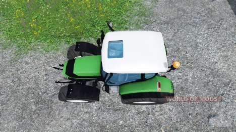 Deutz-Fahr Agrotron K 420 для Farming Simulator 2015
