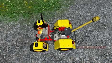 Landvogt X13 для Farming Simulator 2015