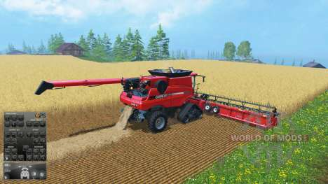 GPS v4.0 для Farming Simulator 2015