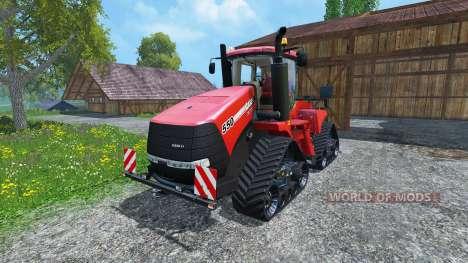 Case IH Quadtrac 550 v1.1 для Farming Simulator 2015