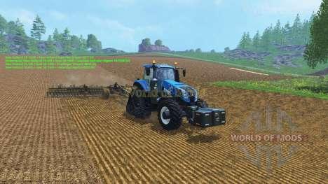 Инспектор для Farming Simulator 2015