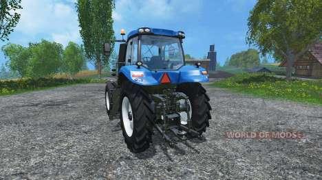 New Holland T8.320 srow для Farming Simulator 2015