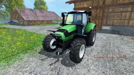 Deutz-Fahr Agrotron M 620 для Farming Simulator 2015