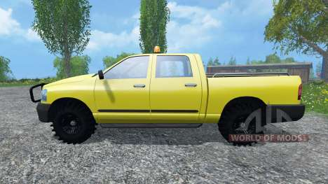Ford Pickup v1.2 для Farming Simulator 2015