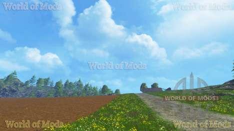 Водяной знак для Farming Simulator 2015