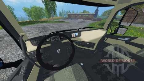 Volvo FH750 для Farming Simulator 2015