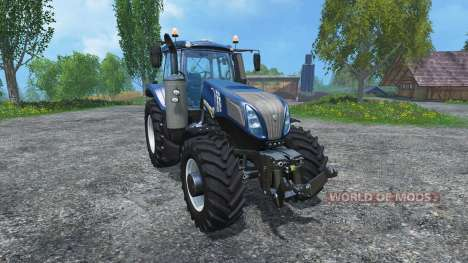 New Holland T8.435 Blue Power для Farming Simulator 2015