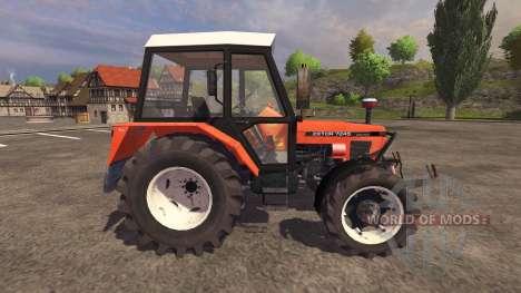 Zetor 7245 1986 для Farming Simulator 2013