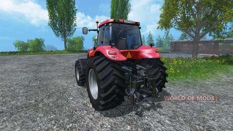 Case IH Magnum CVX 340 v1.4 для Farming Simulator 2015