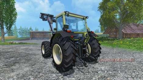 Huerlimann H488 FL для Farming Simulator 2015