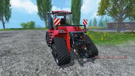 Case IH Quadtrac 600 v1.1 для Farming Simulator 2015