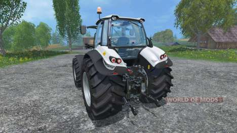 Lamborghini Mach VRT 230 increased tires для Farming Simulator 2015
