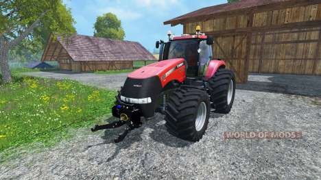 Case IH Magnum CVX 380 v1.4 для Farming Simulator 2015