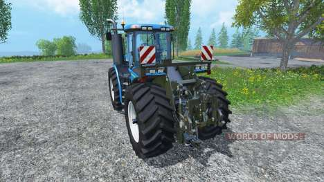 New Holland T9.560 v2.0 для Farming Simulator 2015