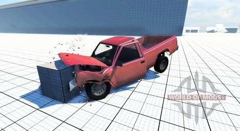 Звук разрушения для BeamNG Drive
