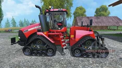 Case IH Quadtrac 500 v1.1 для Farming Simulator 2015