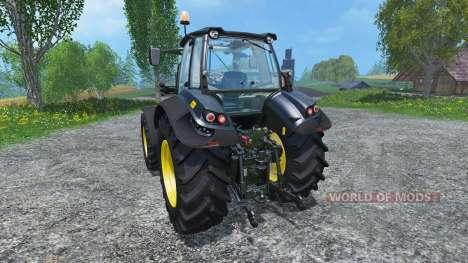 Lamborghini Mach VRT 230 black для Farming Simulator 2015