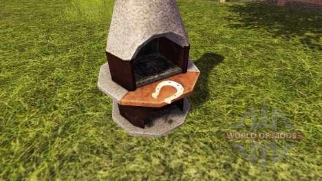 Расположение подков для Farming Simulator 2013
