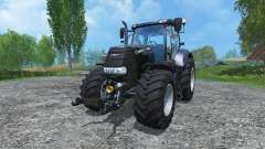 Case IH Puma CVX 160 Black Edition v2.0 для Farming Simulator 2015