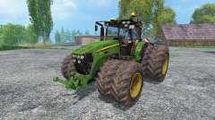 John Deere 7930 FL v2.0 dirt