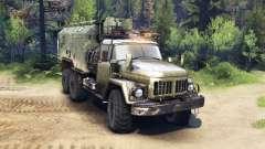 ЗиЛ-131А v1.1 для Spin Tires