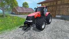 Case IH Magnum CVX 370 v1.4 для Farming Simulator 2015