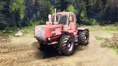 Т 150К v1.1 red для Spin Tires