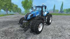 New Holland T8.320 dualrow