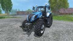 New Holland T8.435 SmartTrax