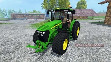 John Deere 7930 clean для Farming Simulator 2015