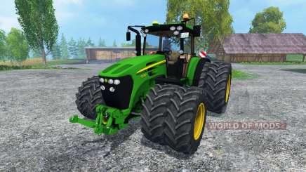 John Deere 7930 FL v2.0 clean для Farming Simulator 2015