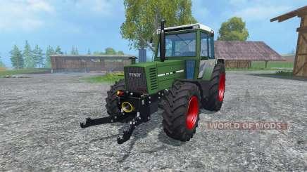Fendt Farmer 310 LSA 1991 v1.1.1 для Farming Simulator 2015