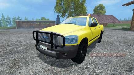 Ford Pickup v1.2 для Farming Simulator 2015