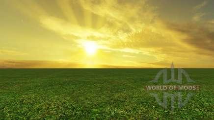 Пустая локация для Farming Simulator 2015