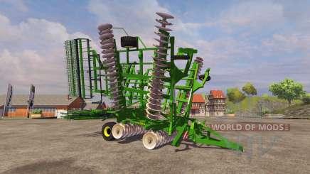 Культиватор John Deere 635 для Farming Simulator 2013