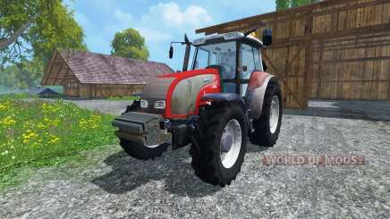 Valtra T140 Red для Farming Simulator 2015