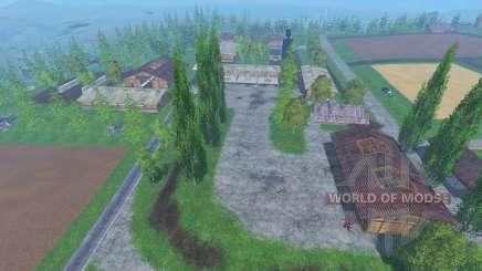 Локация -Бьорнхольм- v2.1 для Farming Simulator 2015