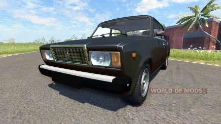 ВАЗ 2107 для BeamNG Drive