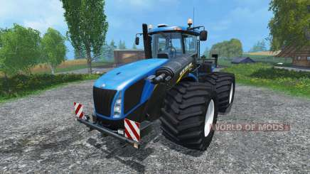 New Holland T9.560 new tires для Farming Simulator 2015