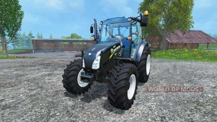 New Holland T4.75 Black Edition для Farming Simulator 2015