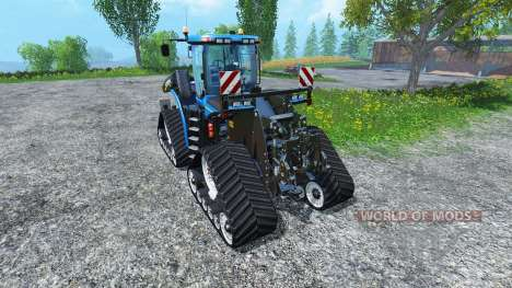 New Holland T9.670 SmartTrax v1.1 для Farming Simulator 2015