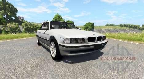 BMW 730i E38 1997 для BeamNG Drive