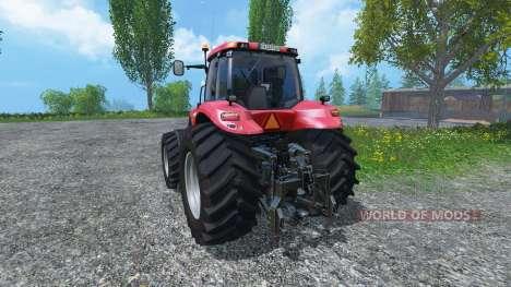 Case IH Magnum CVX 315 v1.2 для Farming Simulator 2015