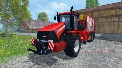Case IH Jumbo для Farming Simulator 2015