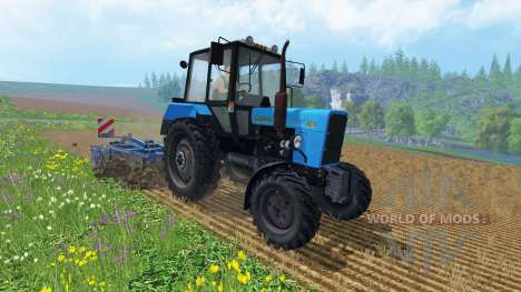 МТЗ 82.1 Беларус для Farming Simulator 2015