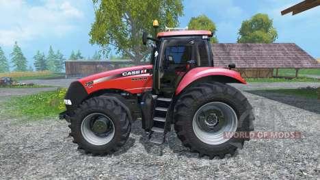 Case IH Magnum CVX 290 v1.2 для Farming Simulator 2015