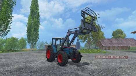 Eicher 2090 Turbo v2.0 для Farming Simulator 2015