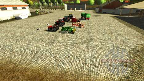 Eitzendorf для Farming Simulator 2013